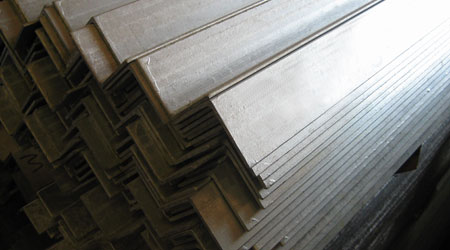Hot Rolled Steel angles
