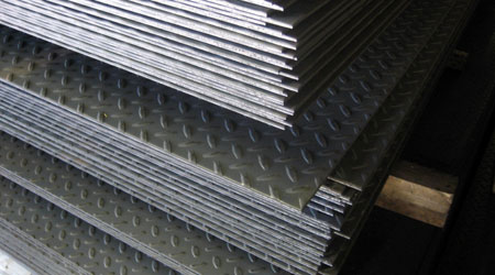 Diamond Plate Safety Product